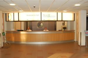route Centrale hal - BovenIJ Ziekenhuis | 020-6 346 212 | kno.amsterdam