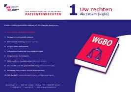 WGBO (folder over WGBO bij KNO-ingrepen)